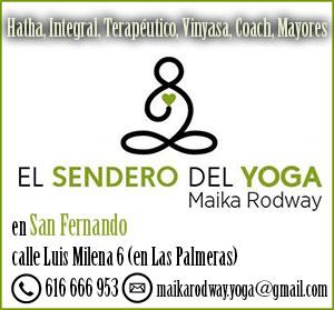 dónde practicar yoga en Cádiz
