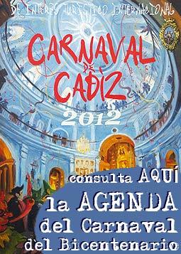 Pincha AQUÍ para consultar la AGENDA del Carnaval 2012'