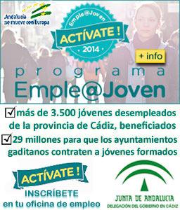 información de la Junta de Andalucía