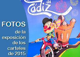 Pincha AQUÍ para ver las FOTOS de la exposición de carteles del próximo carnaval'