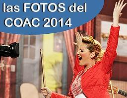 Pincha AQUÍ para ver las FOTOS de todas las agrupaciones del COAC 2014'
