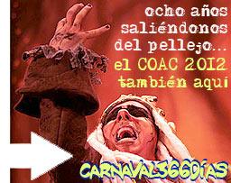 Pincha AQUÍ para seguir el Concurso del Falla 2012'