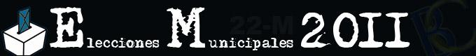 Repaso a las pasadas Elecciones Municipales de 2011